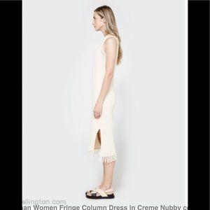 Callahan, Fringe Knit Dress